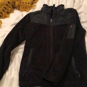 Women's ACG Nike fuzzy jacket